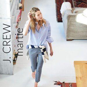 J. CREW martie pants size 6